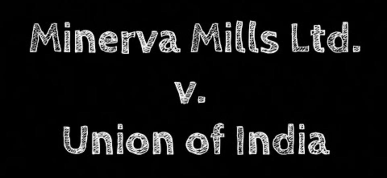 Minerva mills