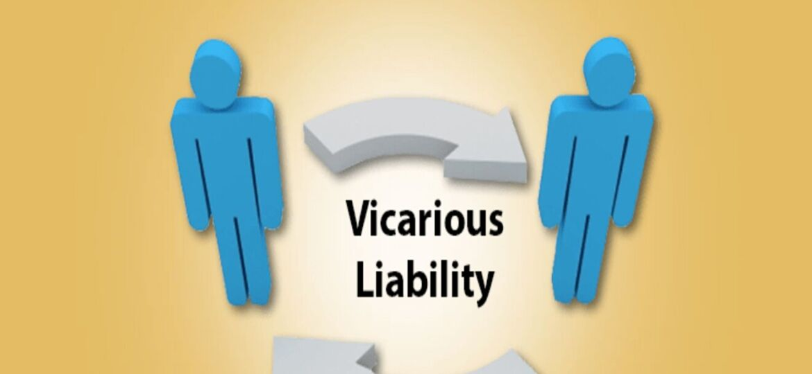 Torts Scope of Vicarious Liability - Siddhaant Verma