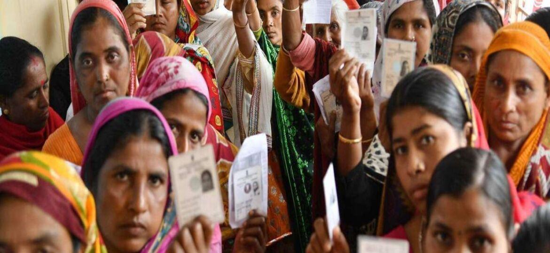 Election & Covid - Nisha Bharti