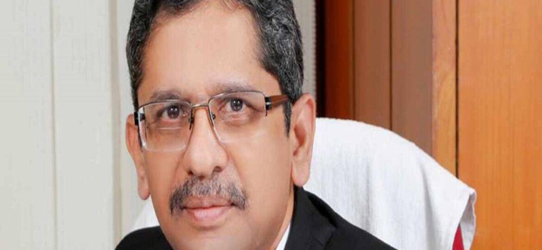 Justice NV Ramana - Mukund Agarwal
