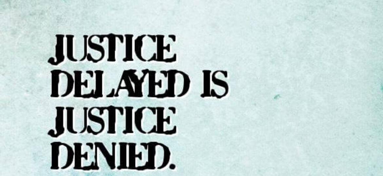 Justice Delayed - Yashaswi Vatsa