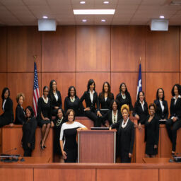 "Harris County, Texas, one of the most diverse urban areas of the country, now has 19 African-American women on the bench. The group calls itself ""Black Girl Magic"