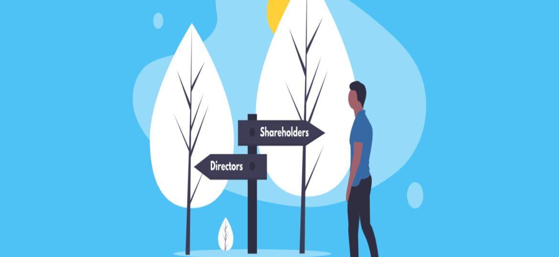 SHAREHOLDERS V. DIRECTORS - Saloni Bhambi