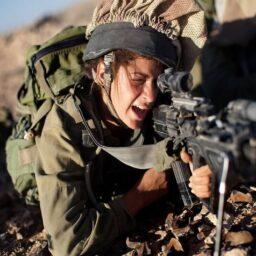 WOMEN IN ARMED FORCES
