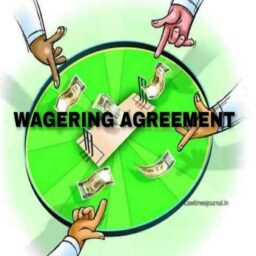WAGERING AGREEMENT