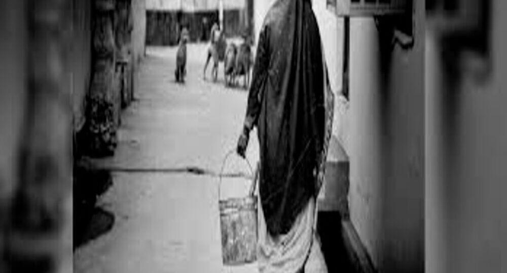 WOMEN MANUAL SCAVENGERS